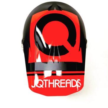 We Got a Cool Helmet
